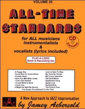 All Time Standards v.25 . Jazz . Various