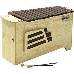 Sonor GBKX10 Deep Bass Xylophone Rosewood