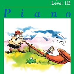 Alfred's Basic Piano Library Ear Training v.1B . Piano . Various