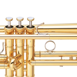 YTR-8335LA Custom LA Bb Trumpet Outfit (lacquered) . Yamaha