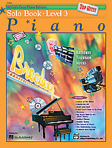 Alfreds Basic Piano Library Solo Book Top HIts v.3 . Piano . Various