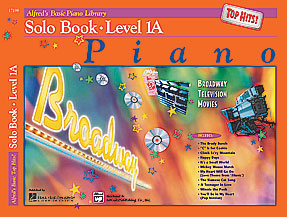 Alfred's Basic Piano Library Solo Book Top Hits v.1A . Piano . Various